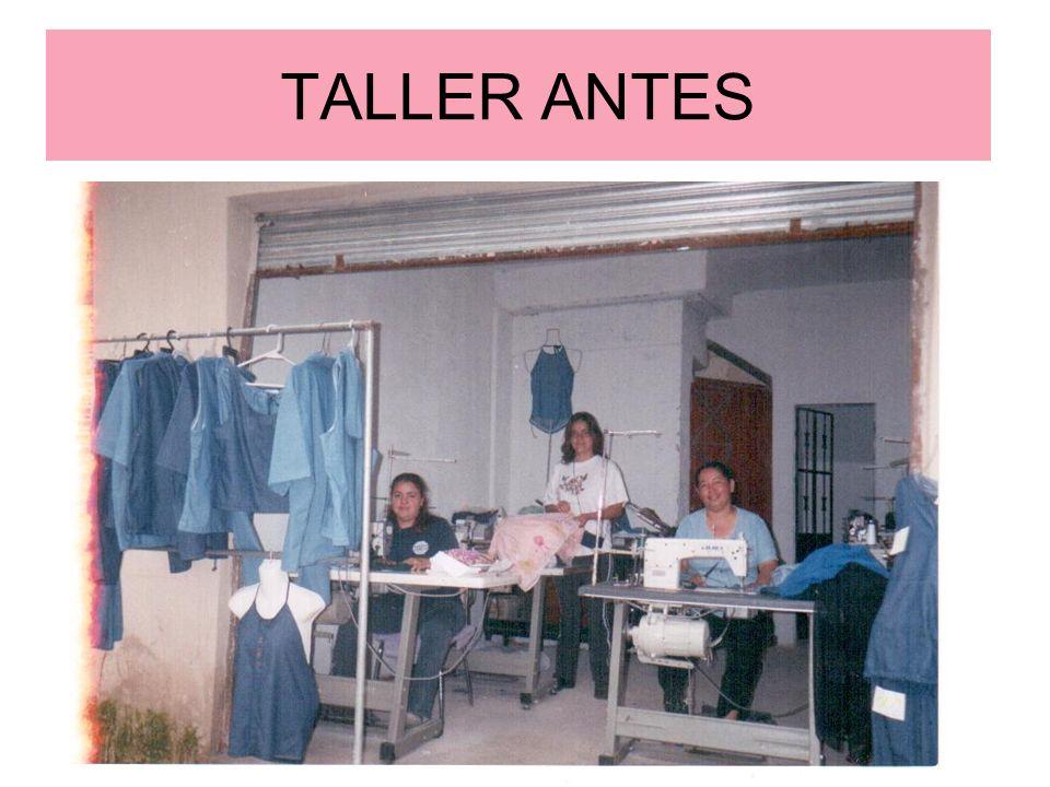 TALLER ANTES