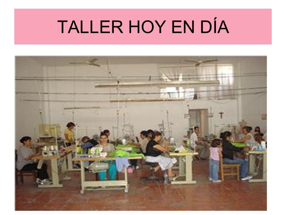TALLER HOY EN DÍA