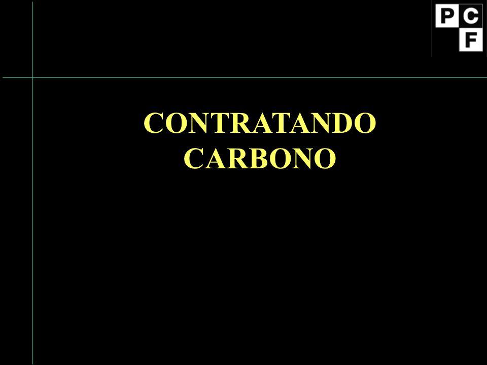 CONTRATANDO CARBONO