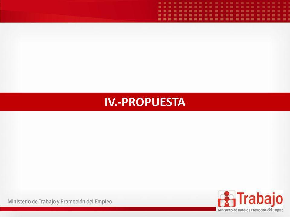 IV.-PROPUESTA 15