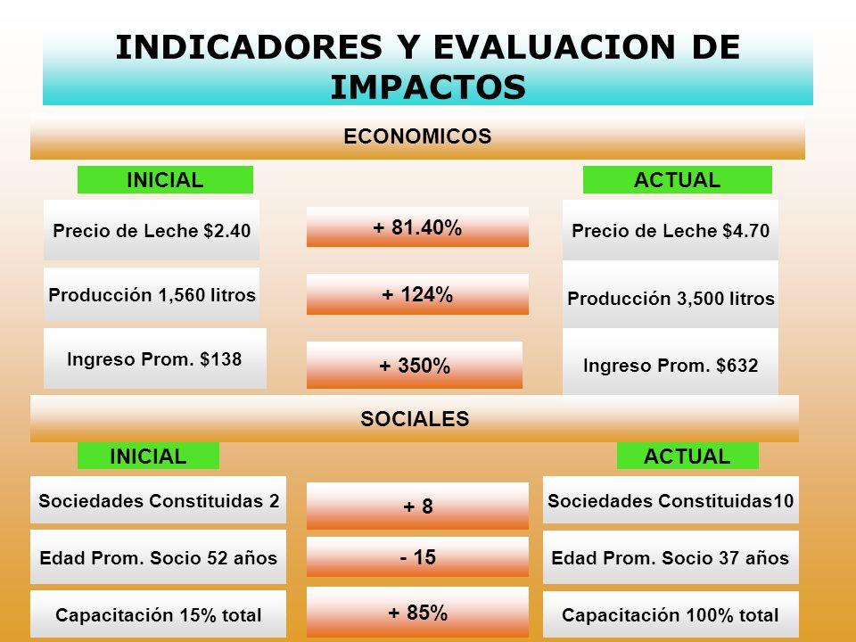 PROSPECTIVA ELEVAR LA PRODUCCION (12,000 LITROS) CONSOLIDACION ORGANIZACIONAL (CUADROS GERENCIALES) INTEGRACION ECONOMICA (INDUSTRIALIZACION DE LACTEOS) AMPLIACION Y EFICIENTE FUNCIONAMIENTO DE LA INFRAESTRUCTURA PERFECCIONAMIENTO DE LOS ESQUEMAS DE COMERCIALIZACION (INSUMO-PRODUCTO
