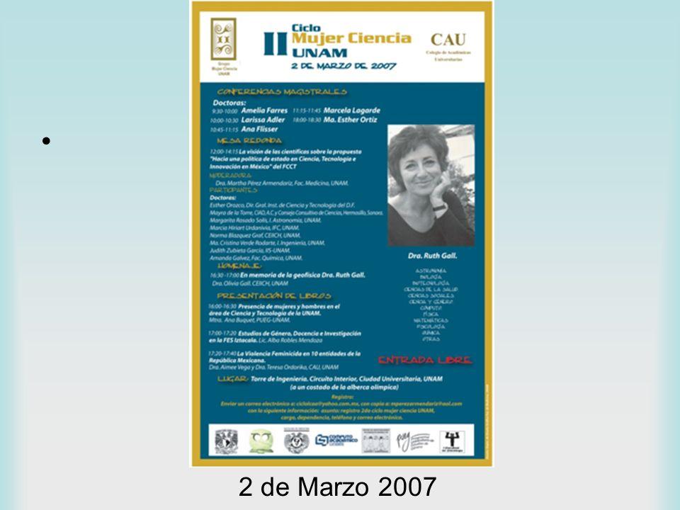 2 de Marzo 2007