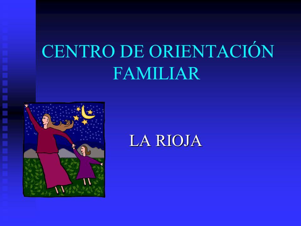 CENTRO DE ORIENTACIÓN FAMILIAR LA RIOJA
