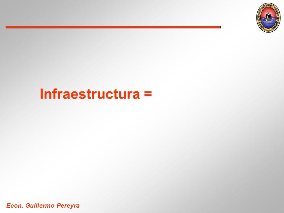 Infraestructura =
