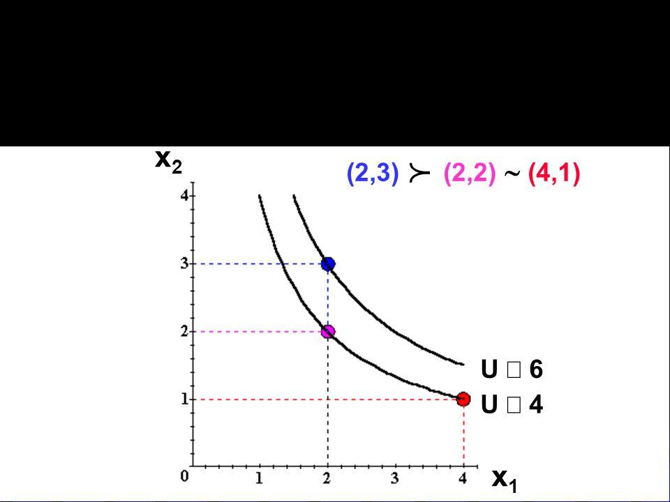 U 6 U 4 (2,3) (2,2) (4,1) x1x1 x2x2