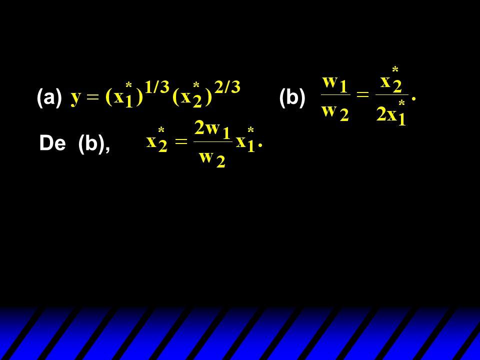 (a)(b) De (b),