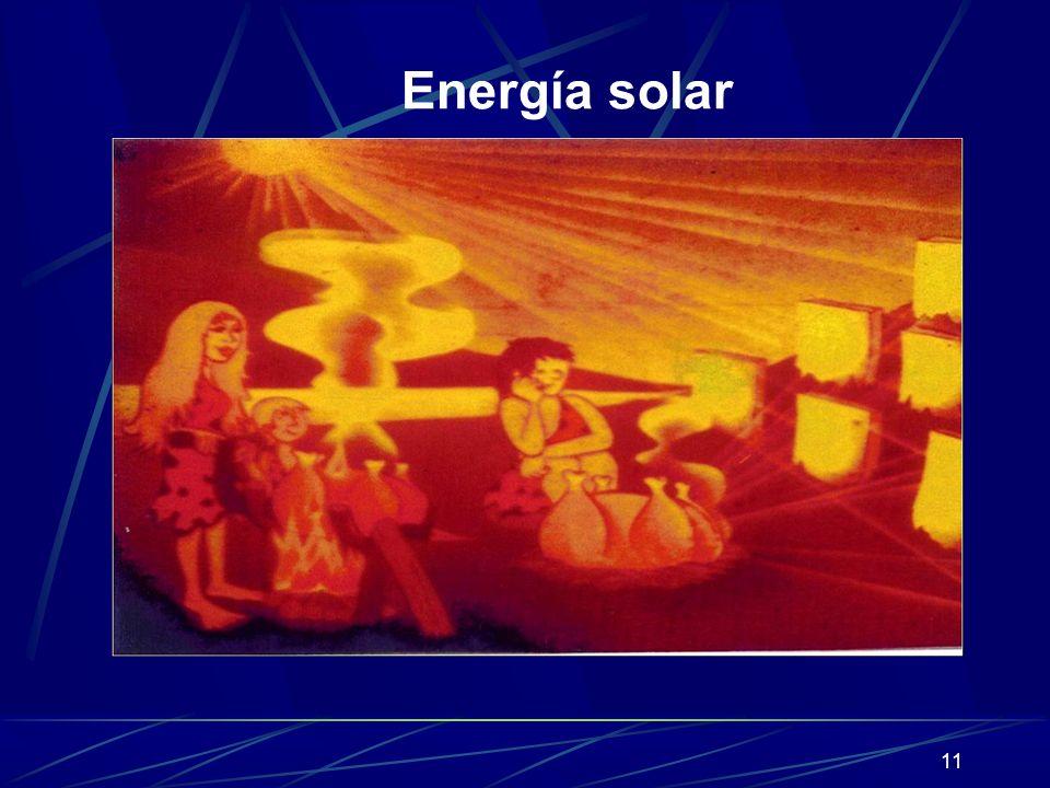 11 Energía solar