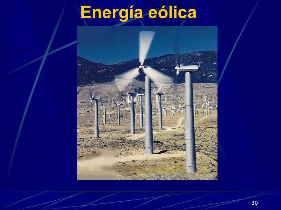 30 Energía eólica