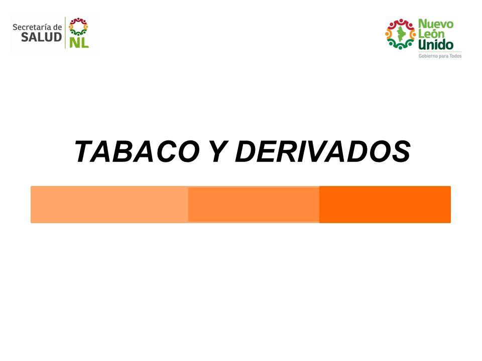 TABACO Y DERIVADOS