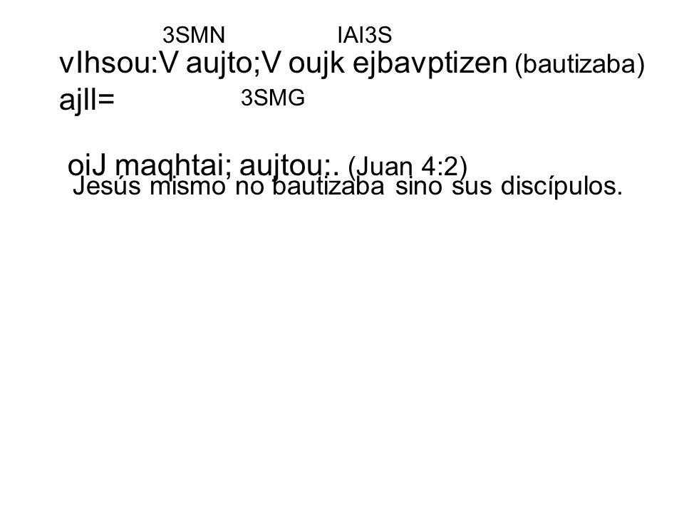 Jn.1:4 evn auvtw/| zwh. h=n( kai. h` zwh. h=n to.