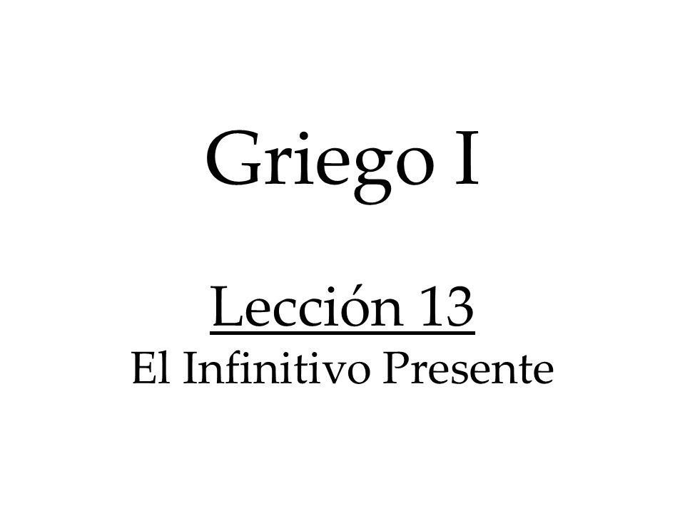 SimpleCompuesto Activo cantarhaber cantado Pasivo ser cantadohaber sido cantado El infinitivo del español