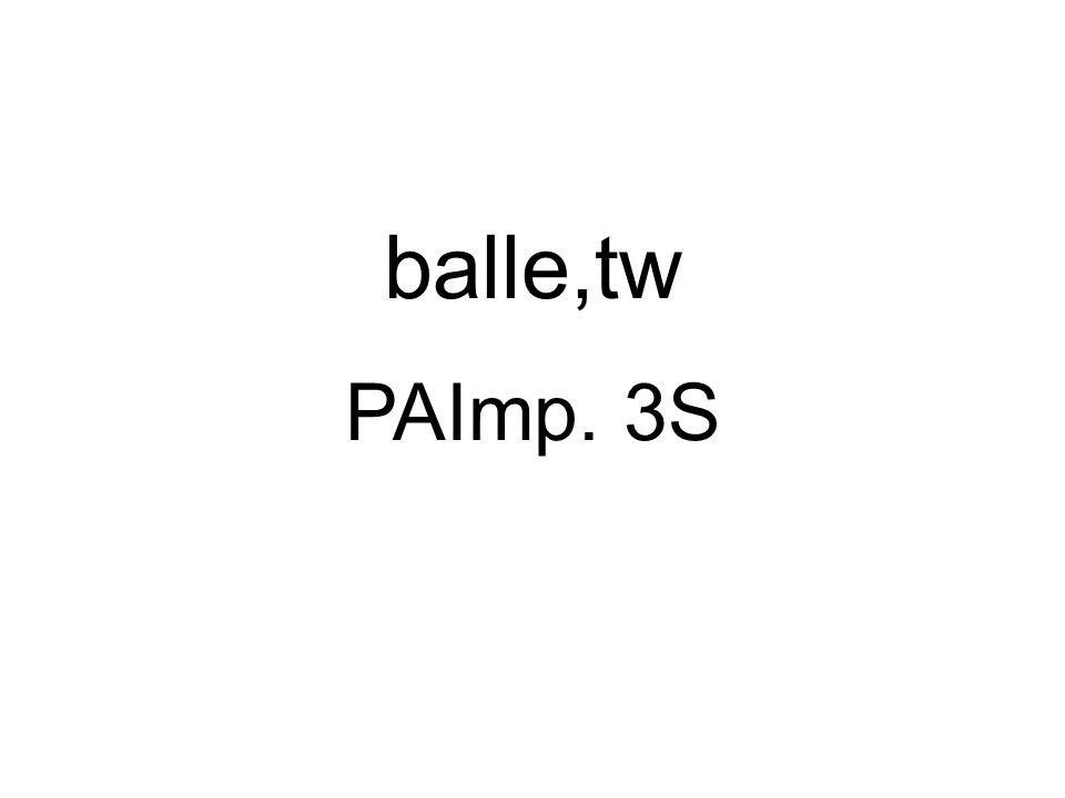 PAImp. 3S balle,tw
