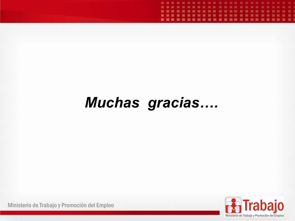 Muchas gracias…. 34