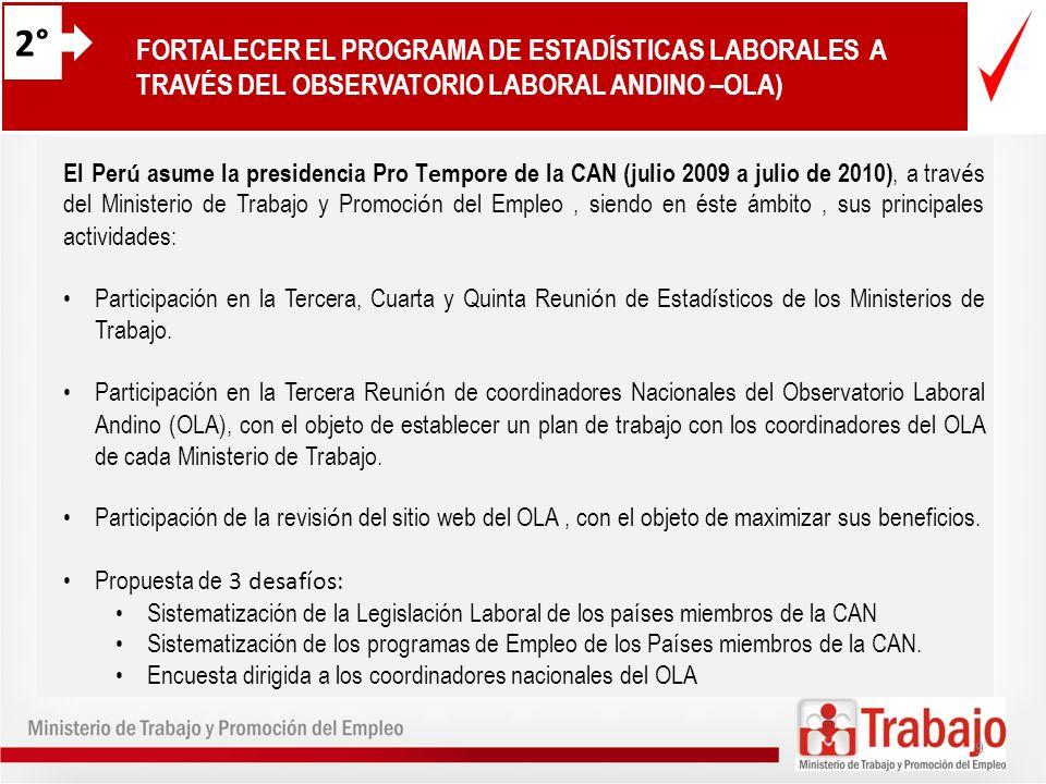 Servicio de Orientación al Migrante (información y orientación, capacitación en uso de remesas y retorno) Servicio de Empleo, Empleabilidad y emprendimiento también para Bolivianos, Colombianos y Ecuatorianos.
