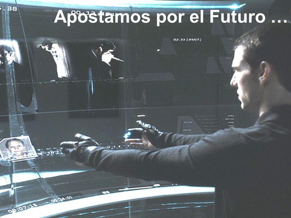 43 Apostamos por el Futuro …