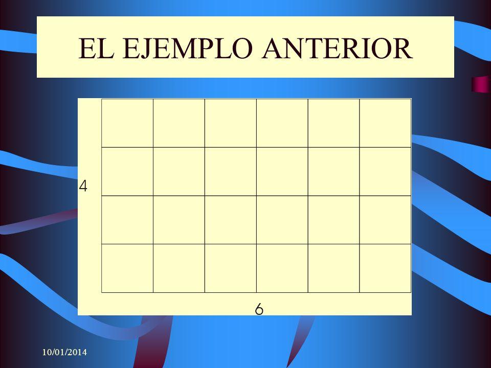 10/01/2014 EL EJEMPLO ANTERIOR