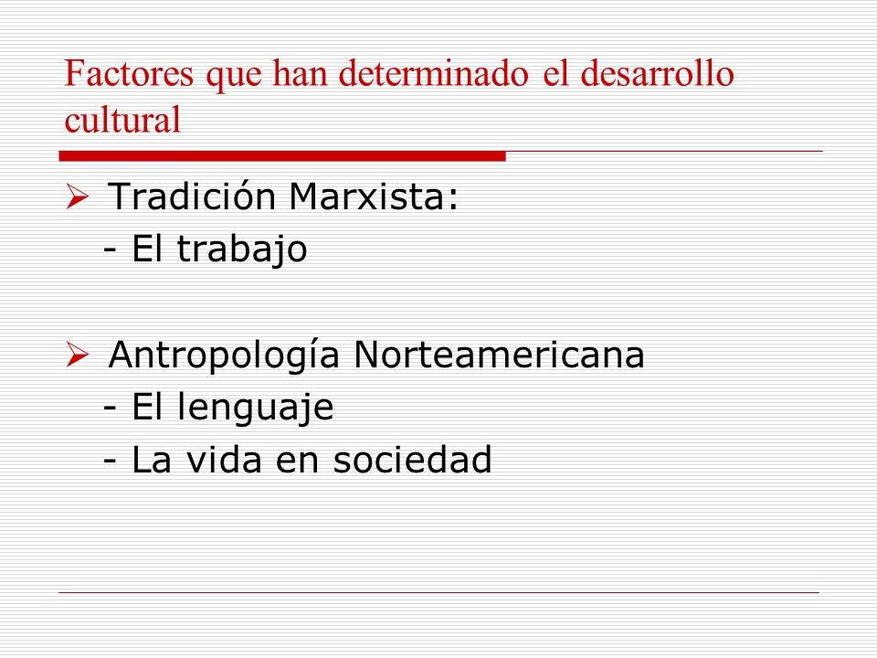 Características generales de la cultura a)Es universal en la experiencia del hombre.