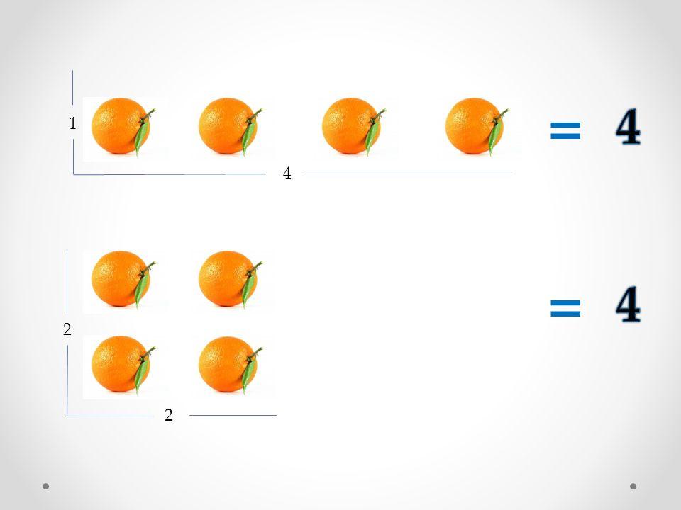 Cantidad de naranjas DivisoresNúmero Primo Numero Compuesto 11 21,2Primo 31,3Primo 41,2,4Compuesto 51,5Primo 61,2,3,4Compuesto 71,7Primo 81,2,4,8Compuesto 91,3,9Compuesto