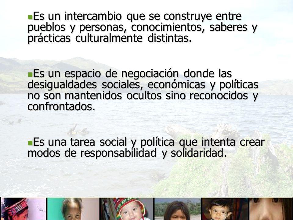 Promover la investigación para profundizar el conocimiento de la cultura local, y la investigación acción para desarrollar estrategias para el uso pedagógico del patrimonio cultural local y de las lenguas.