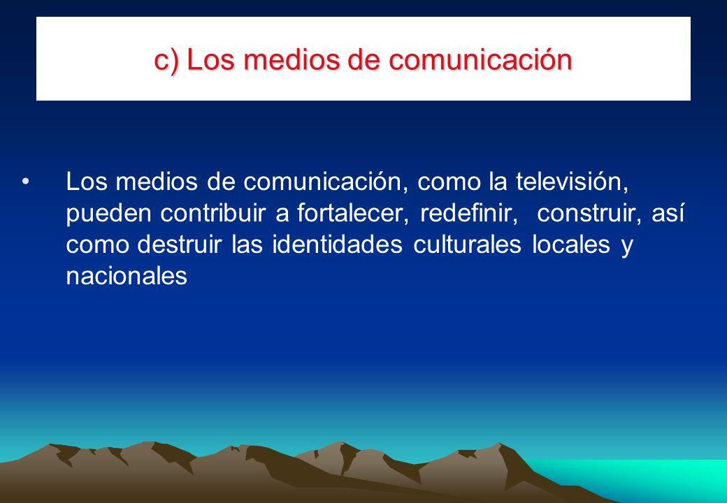 En la actualidad a través de las Estructuras Curriculares del Sistema Educativo Peruano SE BUSCA: Respetar la diversidad cultural existente en el Perú