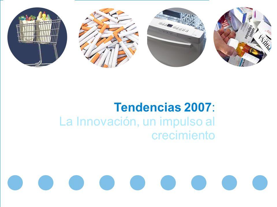 1 Marzo 2007 Confidential & Proprietary Copyright © 2007 The Nielsen Company Jornadas 2007 Tendencias 2007: La Innovación, un impulso al crecimiento