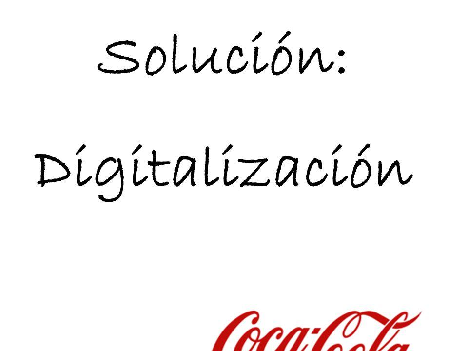 Solución: Digitalización