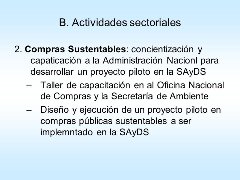 Puntos clave de la experiencia Argentina El primer paso hacia una estrategia de PCS es lograr un consenso básico sobre la necesidad y significado de PCS, antes que comenzar con un proyecto piloto a nivel demostrativo El proceso de consulta formal fue (y lo será) esencial para lograr ese consenso y aprobación de la ENPCS Relacionamos fuertemente PCS con competitividad y eficiencia: por ello la Estrategia Nacional tiene que estar integrada en el resto de las políticas públicas (económicas, sectoriales, transporte, energéticas, etc.)