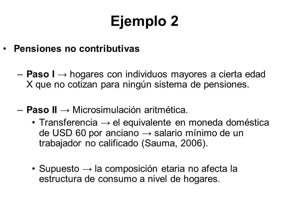 Ejemplo 3 Remesas recibidas –Paso I únicamente hogares que reciben remesas en el año de la encuesta.