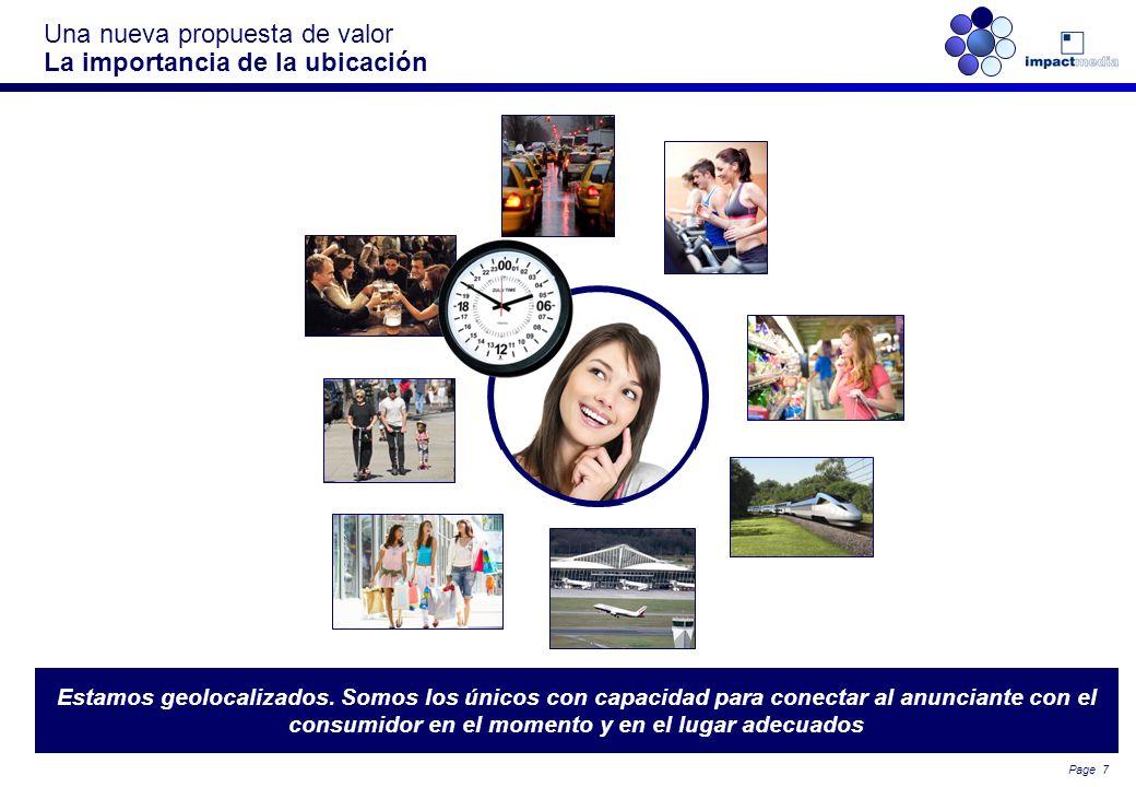 Page 6 La publicidad exterior digital Una nueva propuesta de valor Que nos permitirá? Satisfacer mejor las necesidades de los anunciantes… –Nuevas y m