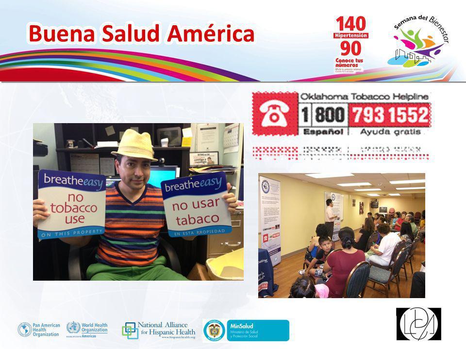 Buena Salud América Inserte su logo