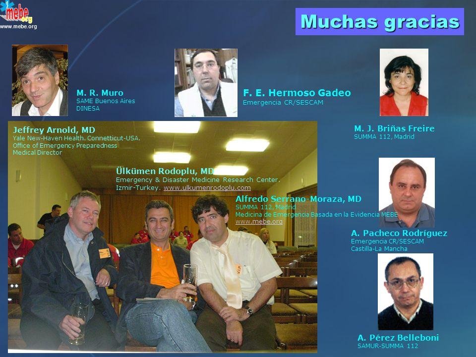 www.mebe.org En definitiva… Parece que existe una gran diferencia entre lo que creemos que sucede y lo que realmente sucede