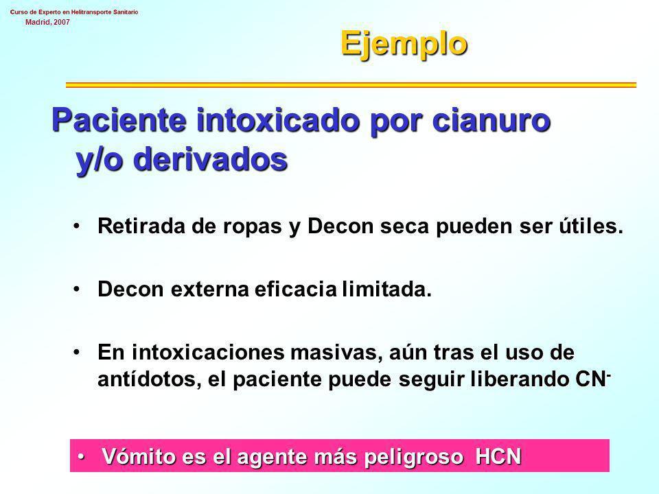 Madrid, 2007 Operaciones HEMS-Air ambulance Válido para transporte de personal sanitario y/o material spp.Válido para transporte de personal sanitario