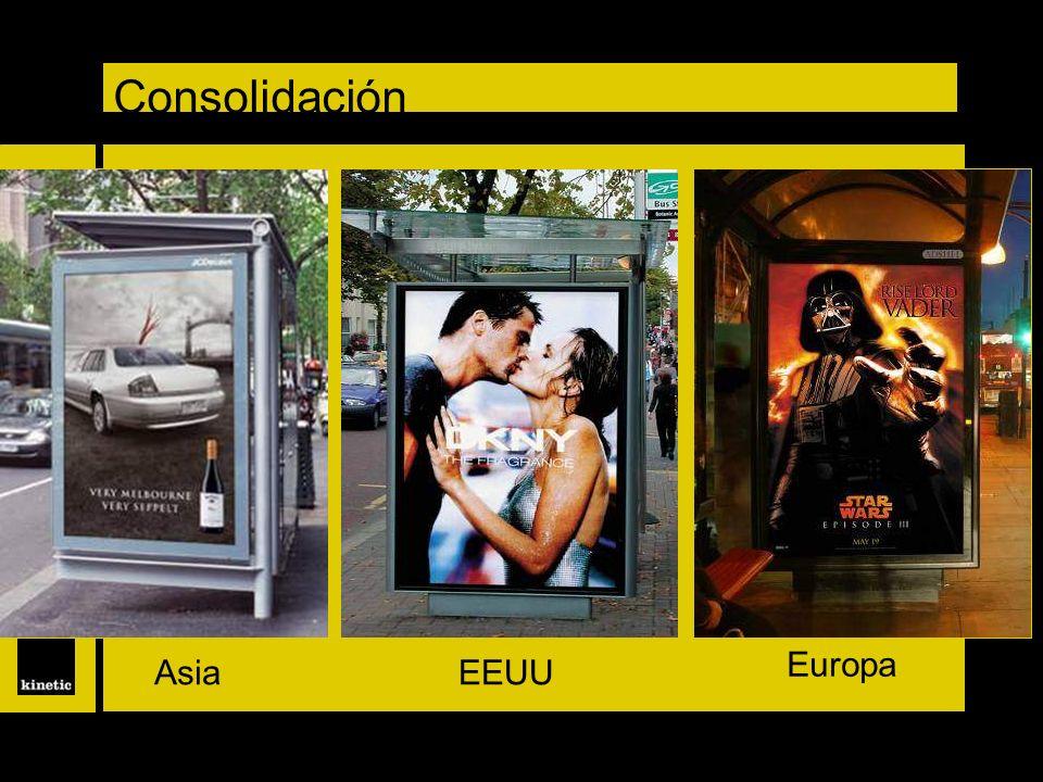 AsiaEEUU Europa Consolidación