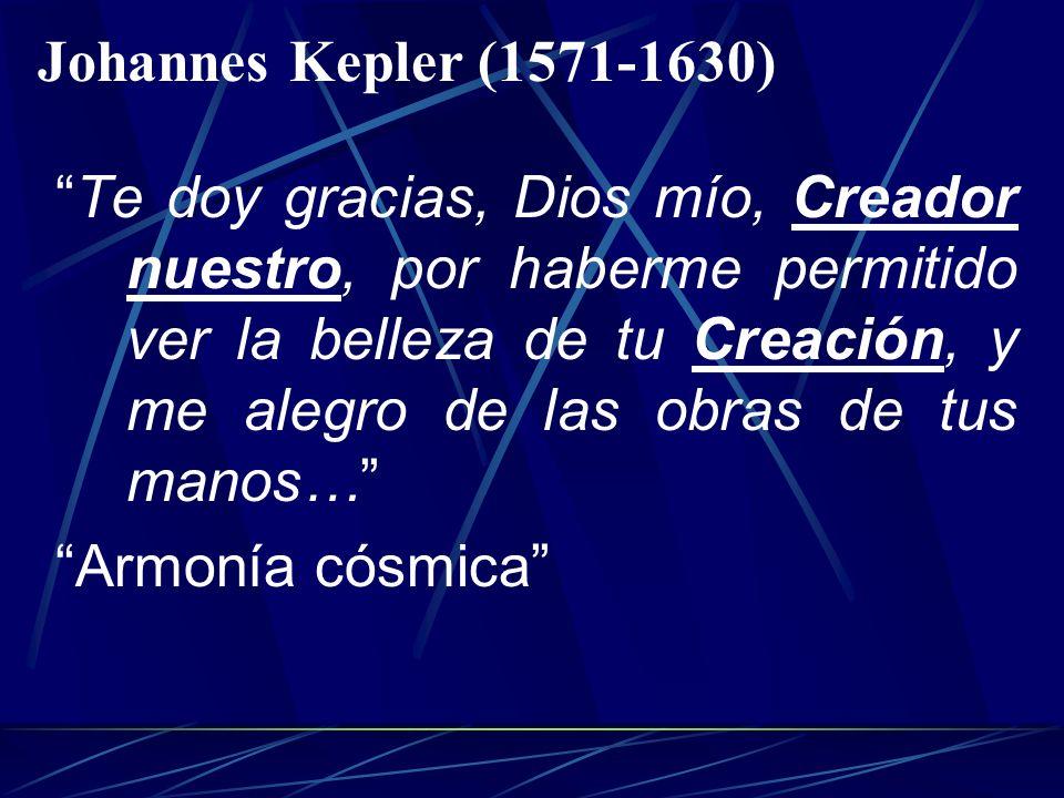 Grandes científicos y creyentes Nicolás Copérnico Galileo Galilei Johannes Kepler Isaac Newton Algunas citas: