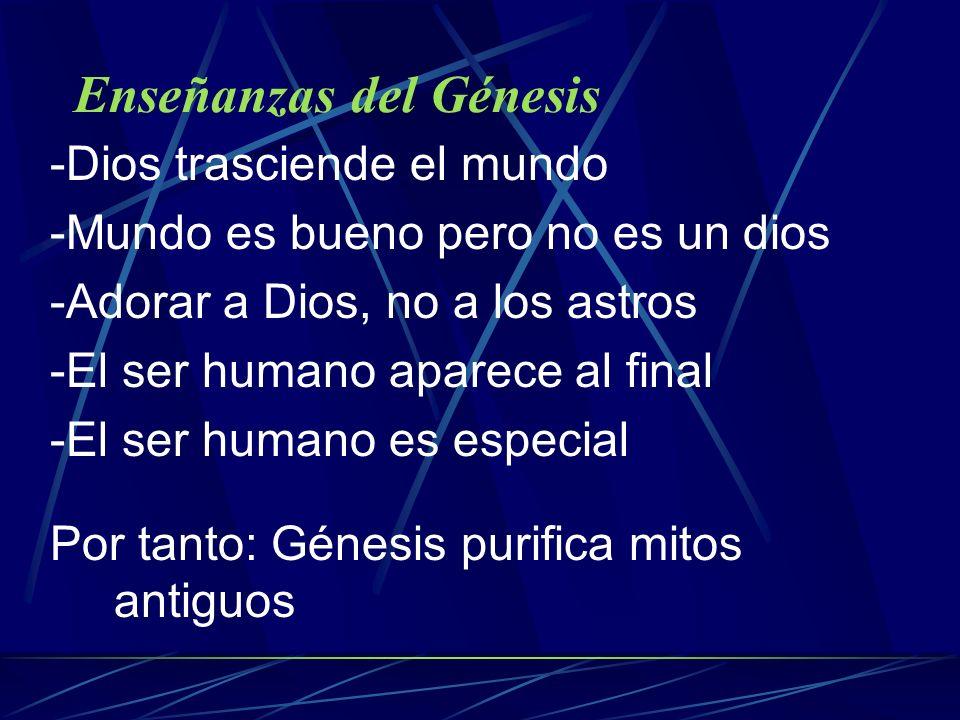 2. Revelación judeo-cristiana Aparece en AT y confirmada en NT y vida de la Iglesia Gen 1 y Mac: Desde Fe en Yahvé Leer Gen 1,1 – 2,4 a (Primer relato