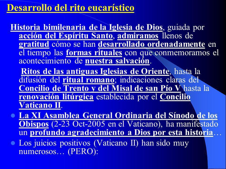 1. Sacramento de la caridad, la Santísima Eucaristía es don que Jesucristo hace de sí mismo, revelándonos el amor infinito de Dios por cada hombre. En