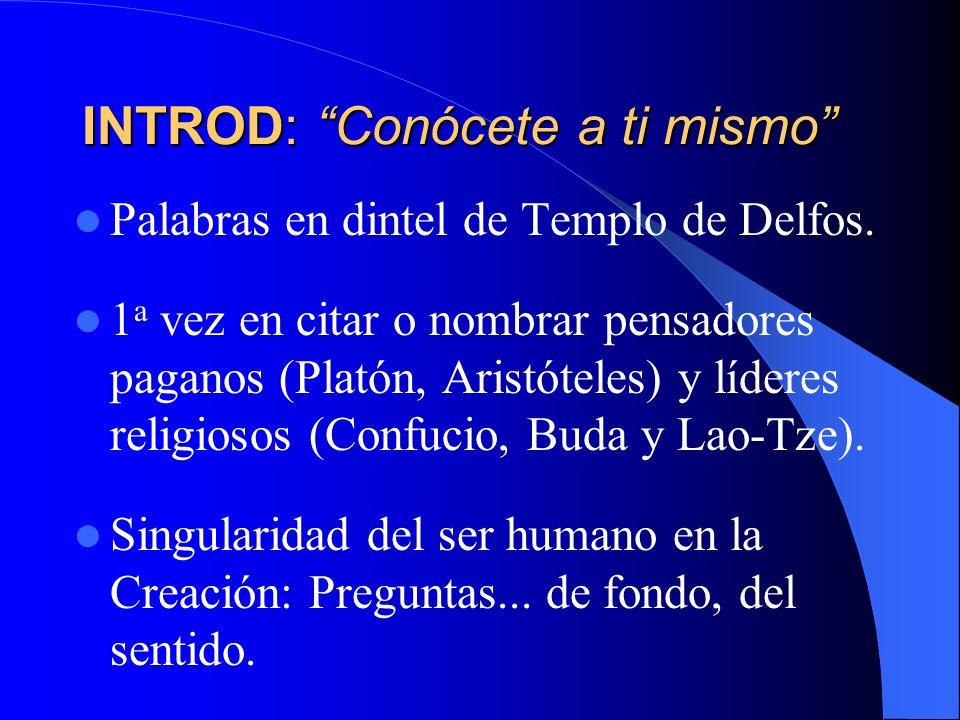 A. VISIÓN GLOBAL DE LA ENCÍCLICA Publicada: 14-Sept-1998 13 a Encíclica de S.S. Juan Pablo II: – Doctor en Filosofía – Doctor en Teología Introducción