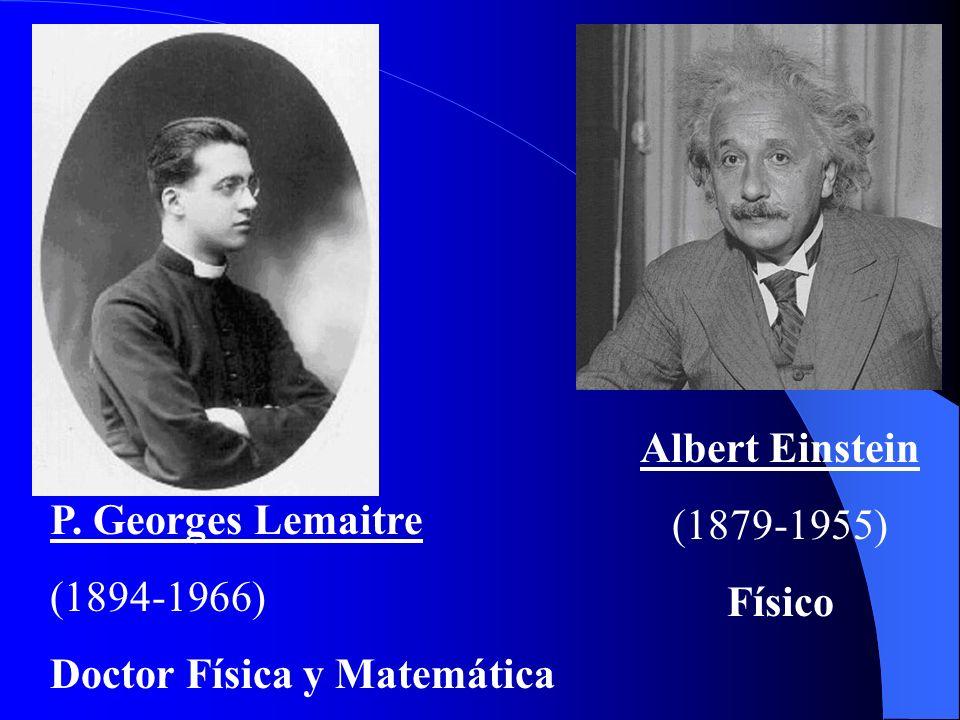 -Le abre horizontes de búsqueda de verdad -La ciencia nació en una Matriz Cristiana (M. Artigas) - Big-Bang (G. Lemaitre)… La Filosofía necesita de la