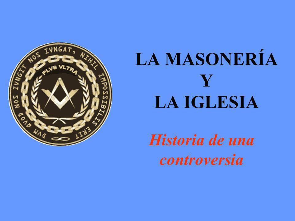 1)El relativismo y el subjetivismo son esenciales en la Masonería.