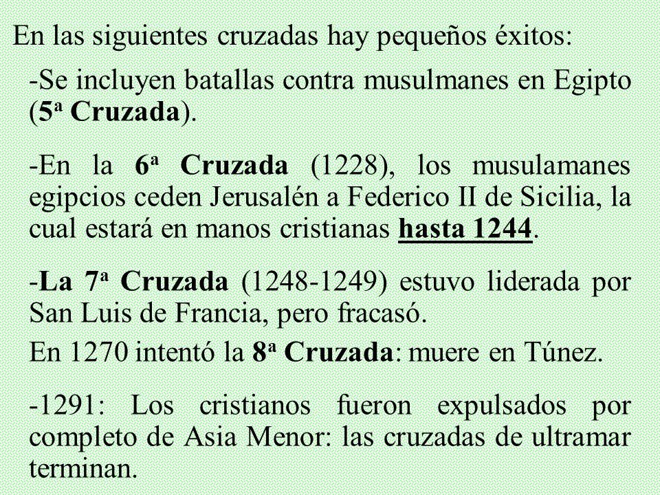 Nefasta: por intrigas de los comerciantes de las ciudades puerto comerciales italianas (Venecia, Génova,) y por algunos políticos en Constantinopla: l