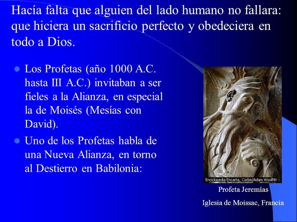Los Profetas (año 1000 A.C.