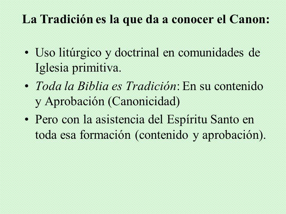 INTRODUCCIÓN Inspiración y Canonicidad Aunque relacionados, son 2 conceptos diferentes: Inspiración: Origen divino Canonicidad: Reconocimiento por par