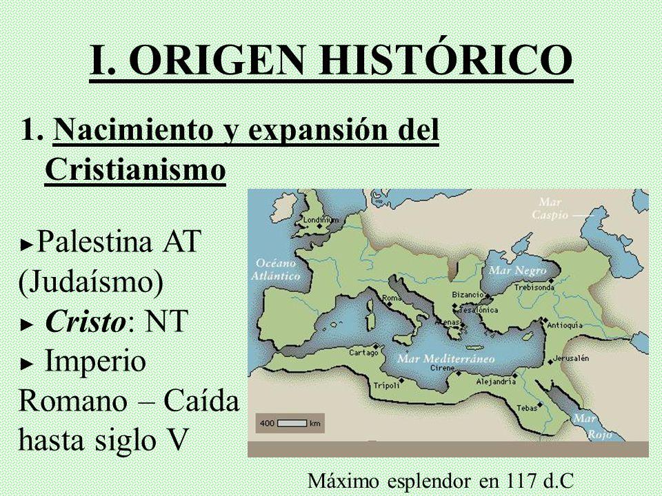 CONTENIDO I.Origen histórico II. Enseñanzas del Islam III.