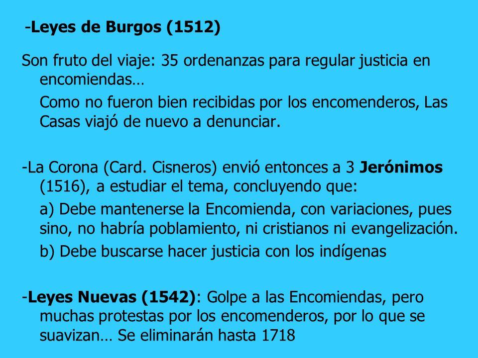 V. LAS ENCOMIENDAS -La Encomienda nació durante la Reconquista española: al avanzar la Corona y para poblar tierras de cristianos, se les daba parcela
