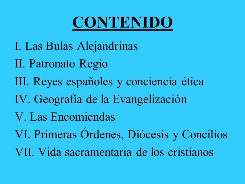HISTORIA DE LA IGLESIA EN AMÉRICA Siglo XVI-XVII: Principales características