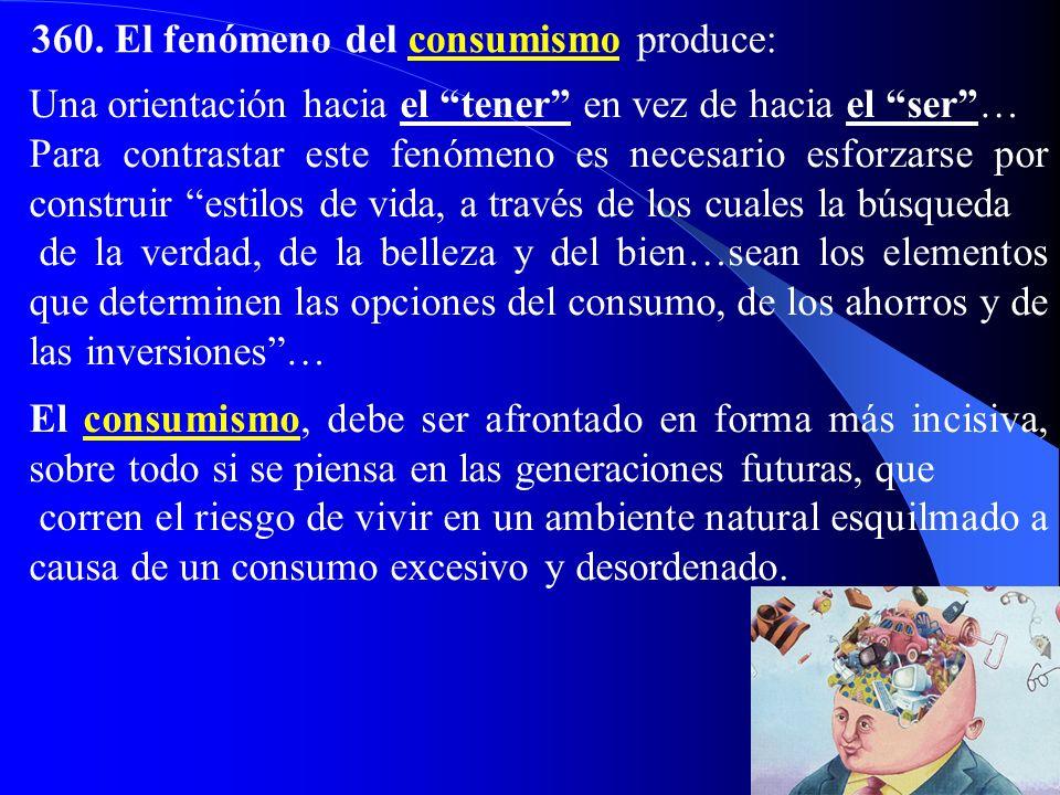 28 356-357…Existen algunos bienes, colectivos y de uso común, cuya utilización no puede depender de los mecanismos del mercado y que tampoco es de com