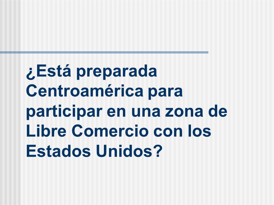 CAFTA: ¿Oportunidad?...SI se acompaña de reformas Agendas Desarrollo 1.