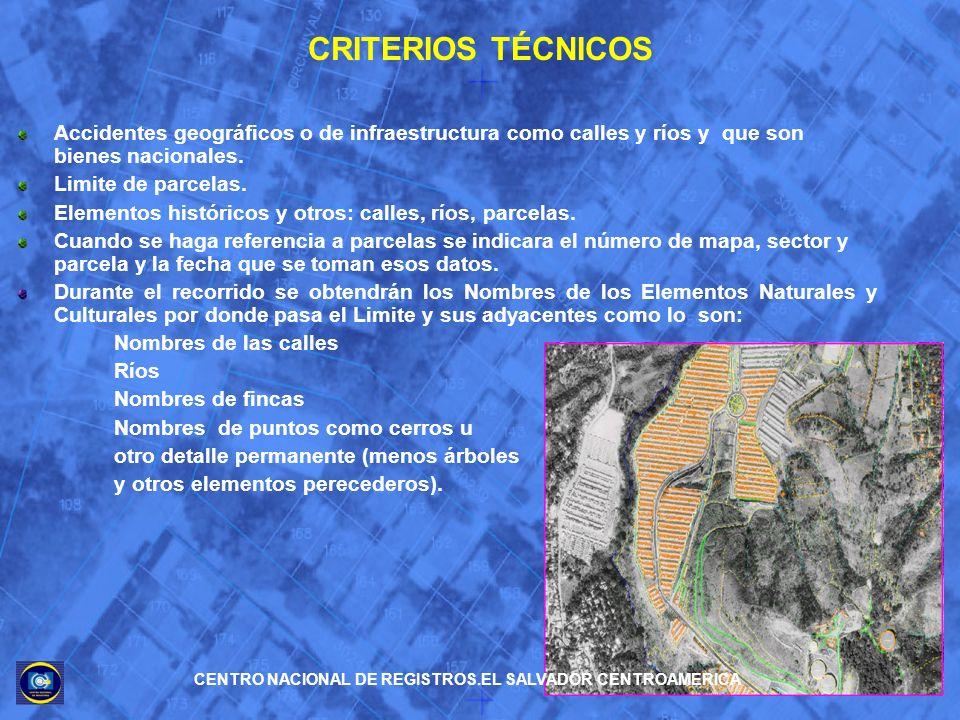 PROCEDIMIENTO GENERAL Programación por prioridades de los municipios del Departamento de San Salvador.