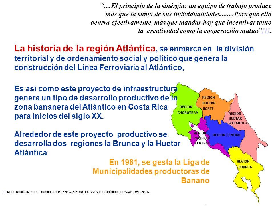 Datos generales según Región