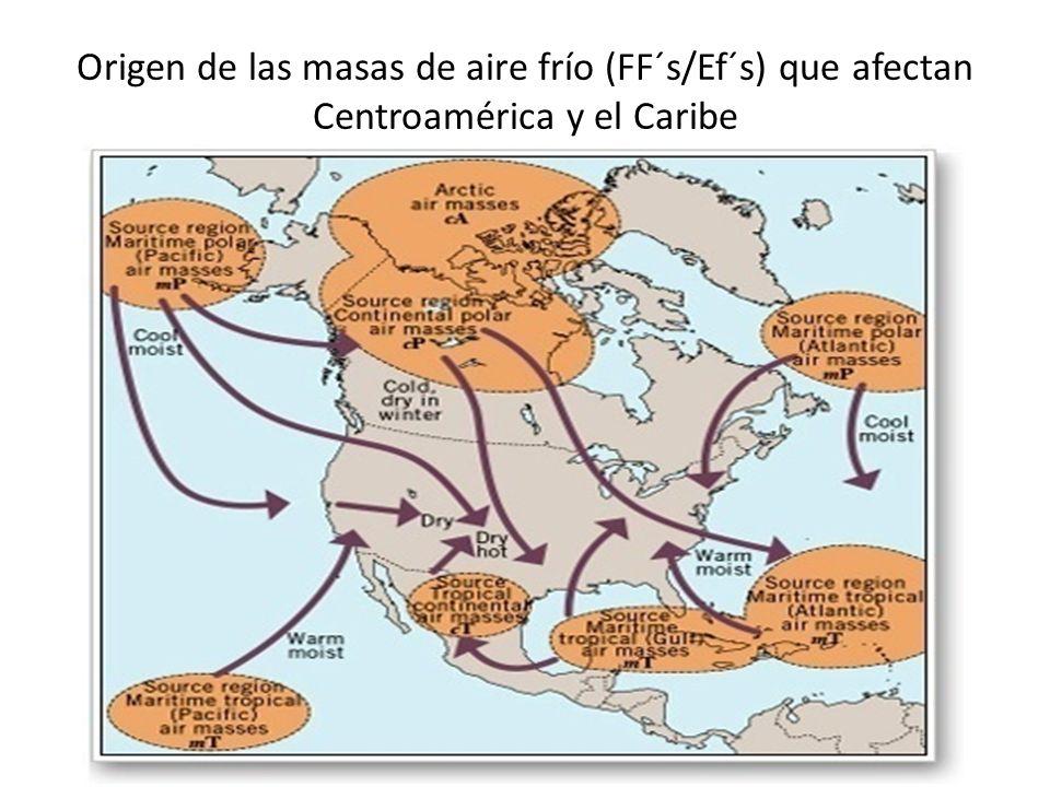 Penetración masa de aire frío del 14 al 17 nov 08 14 15 16 17
